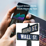 small cap stock alerts by text